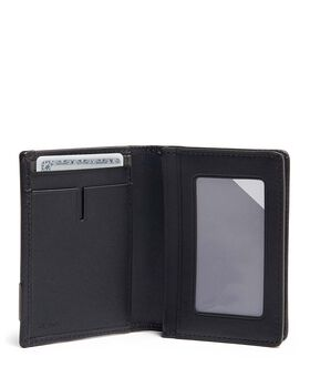 Gusseted Card Case Alpha