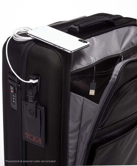International Slim Super Léger Carry-On Alpha 3