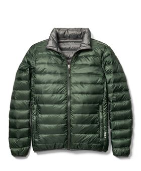 Patrol Reversible Packable Travel Puffer Jacket XL TUMIPAX Outerwear