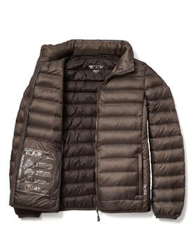 Women's - Clairmont Packable Travel Puffer Jacket TUMIPAX Outerwear