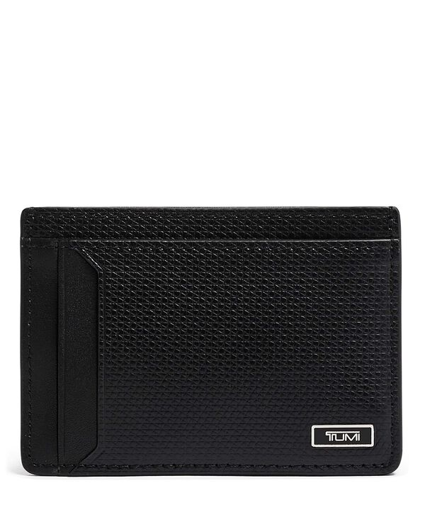 Monaco Money Clip Card Case