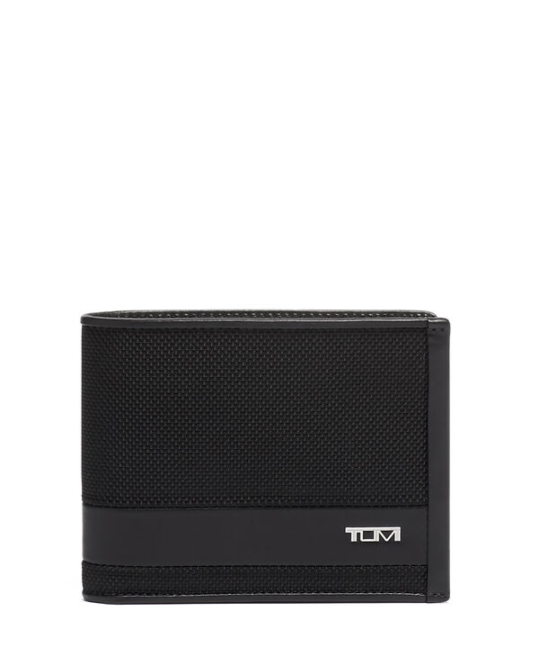Alpha Global Wallet with Coin Pocket