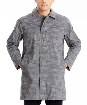 Men's Reflective Rain Coat L TUMIPAX Outerwear