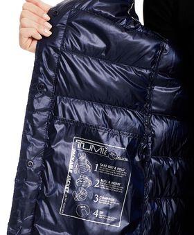 Women's Belted 2-in -1 Walker Jacket Outerwear Womens