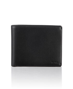 Global Compact Flip Coin Wallet Nassau